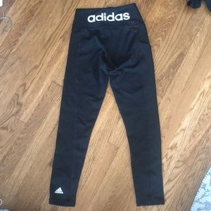 Adidas 3/4 ankle length leggings with pockets